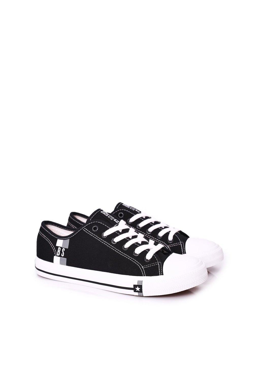 Čierna obuv kód topánok HH174323 BLK