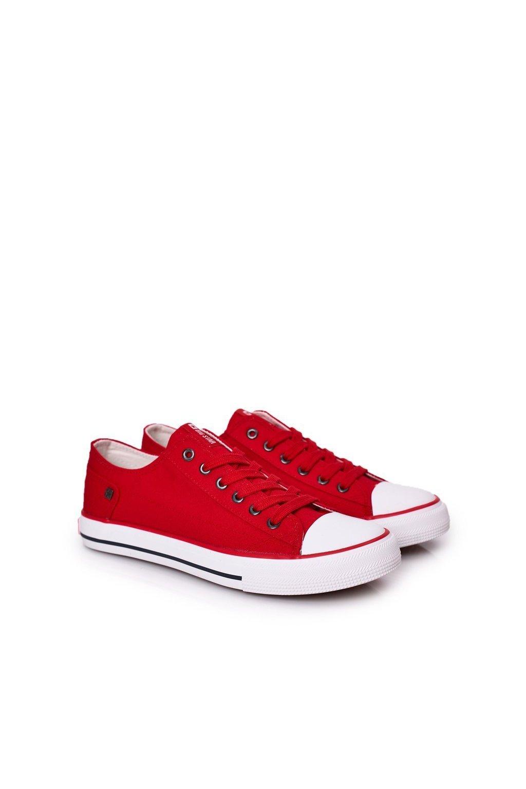 Červená obuv kód topánok DD174274 RED