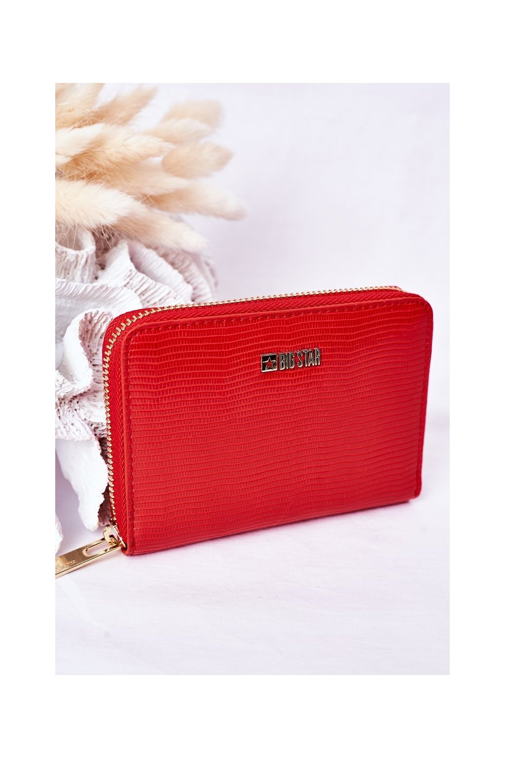 Peňaženka farba červená kód HH674008 RED