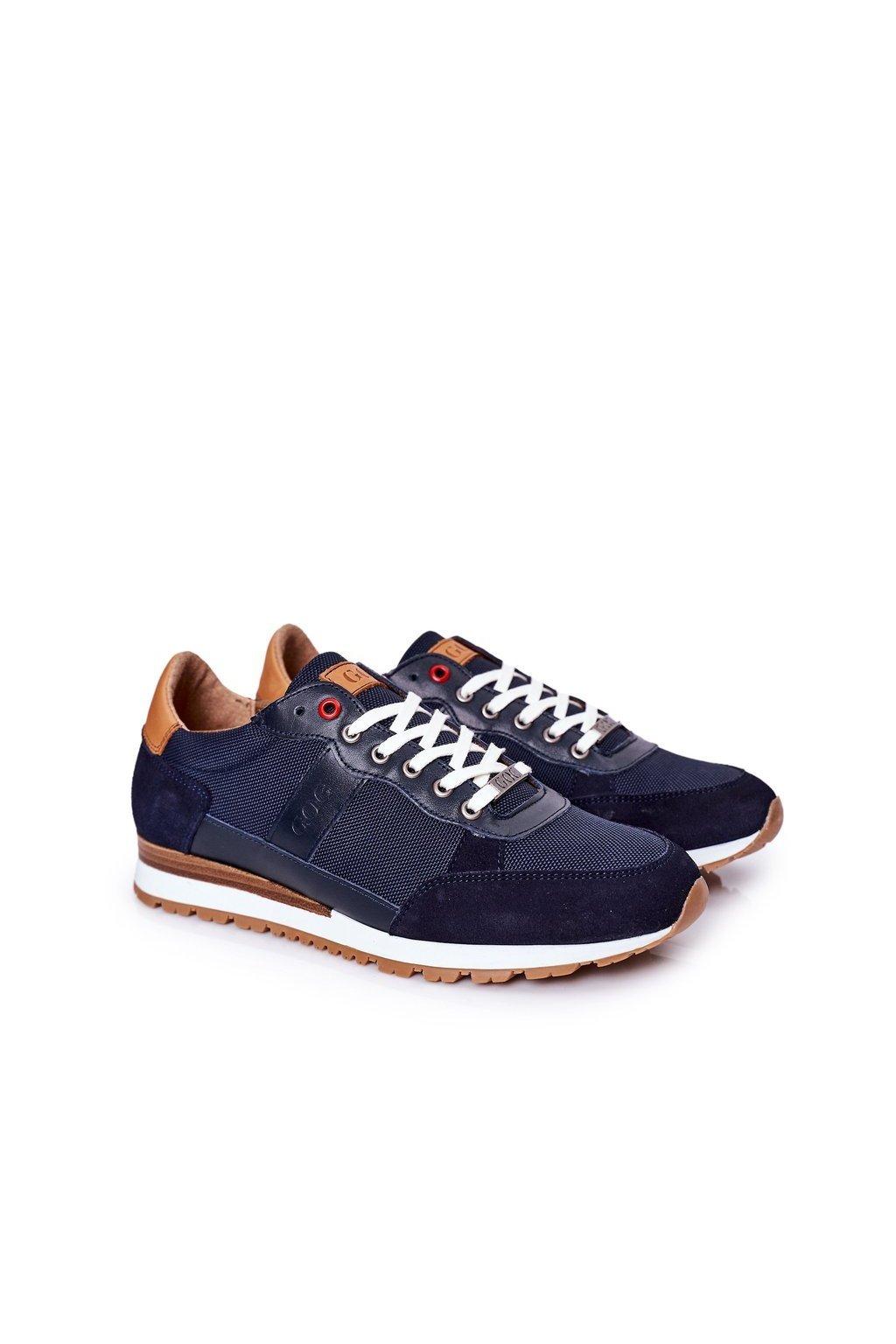 Modrá obuv kód topánok HH1N4053 NAVY