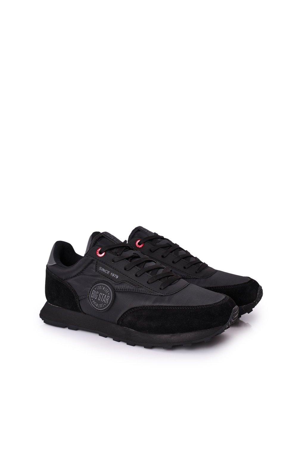 Čierna obuv kód topánok HH174250 BLACK