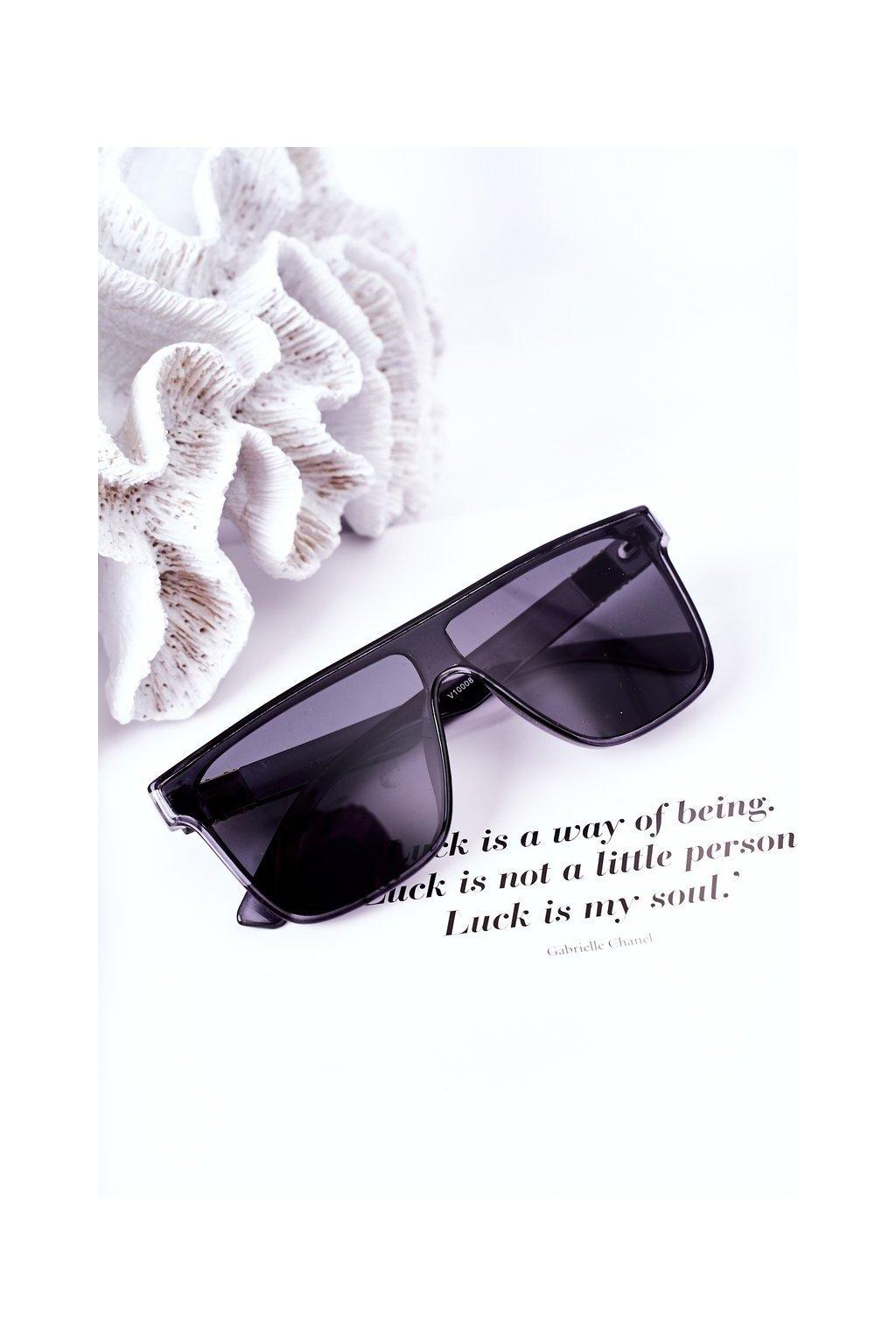 Módne slnečné okuliare LOOKS STYLE sivé VINCENT001 GREY