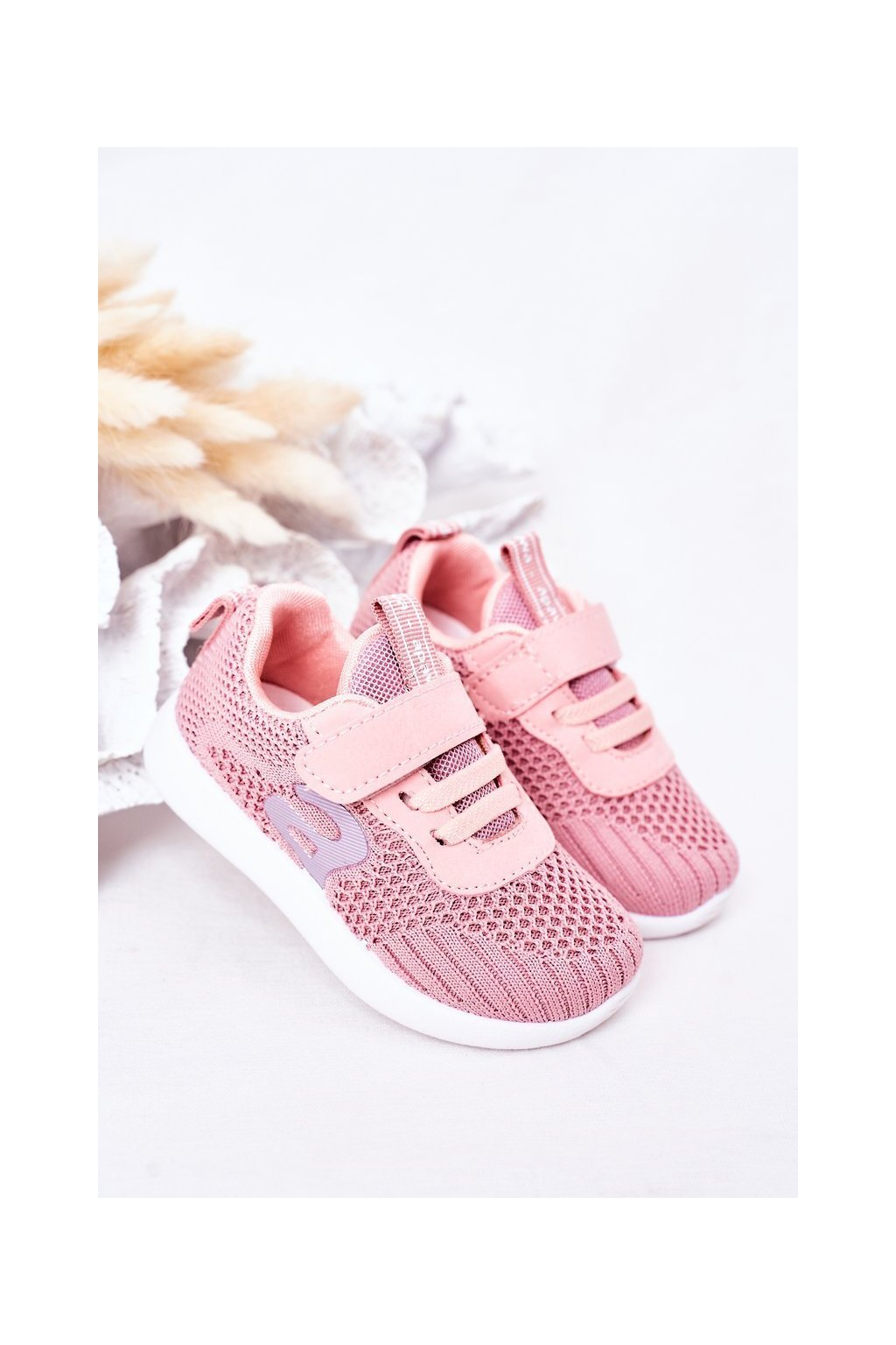 Detské tenisky farba ružová kód obuvi ZC02 ZC03 PINK