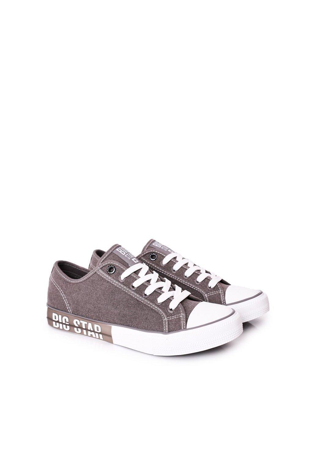 Sivá obuv kód topánok HH174049 GREY