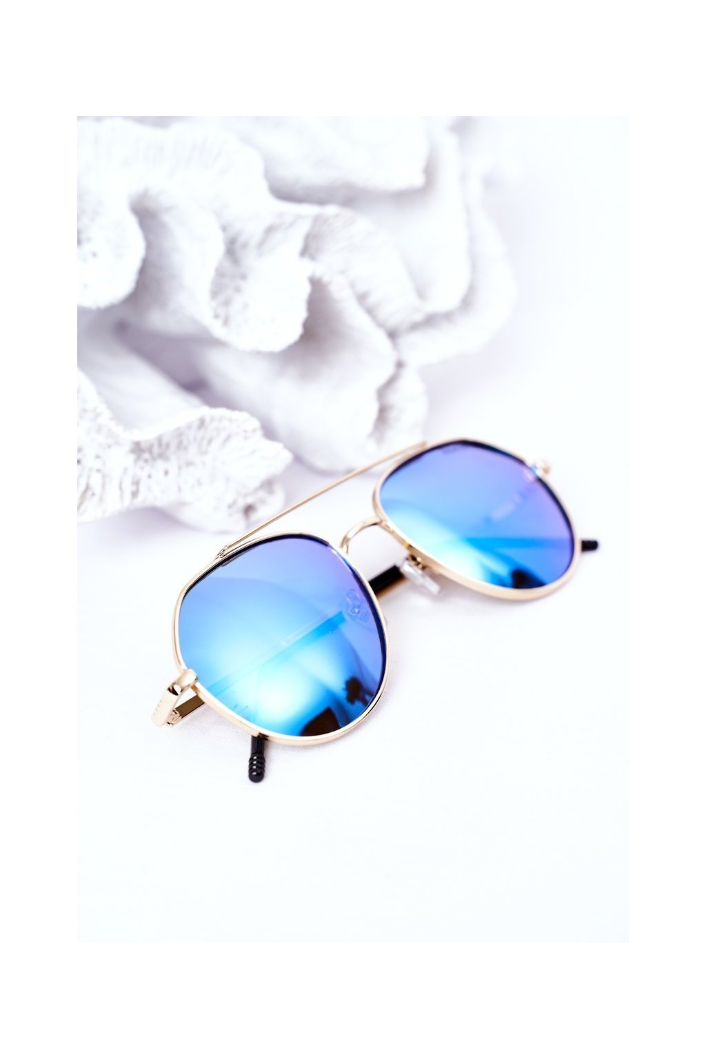 Okuliare žltá kód PRIUS003 GOLD/BLUE