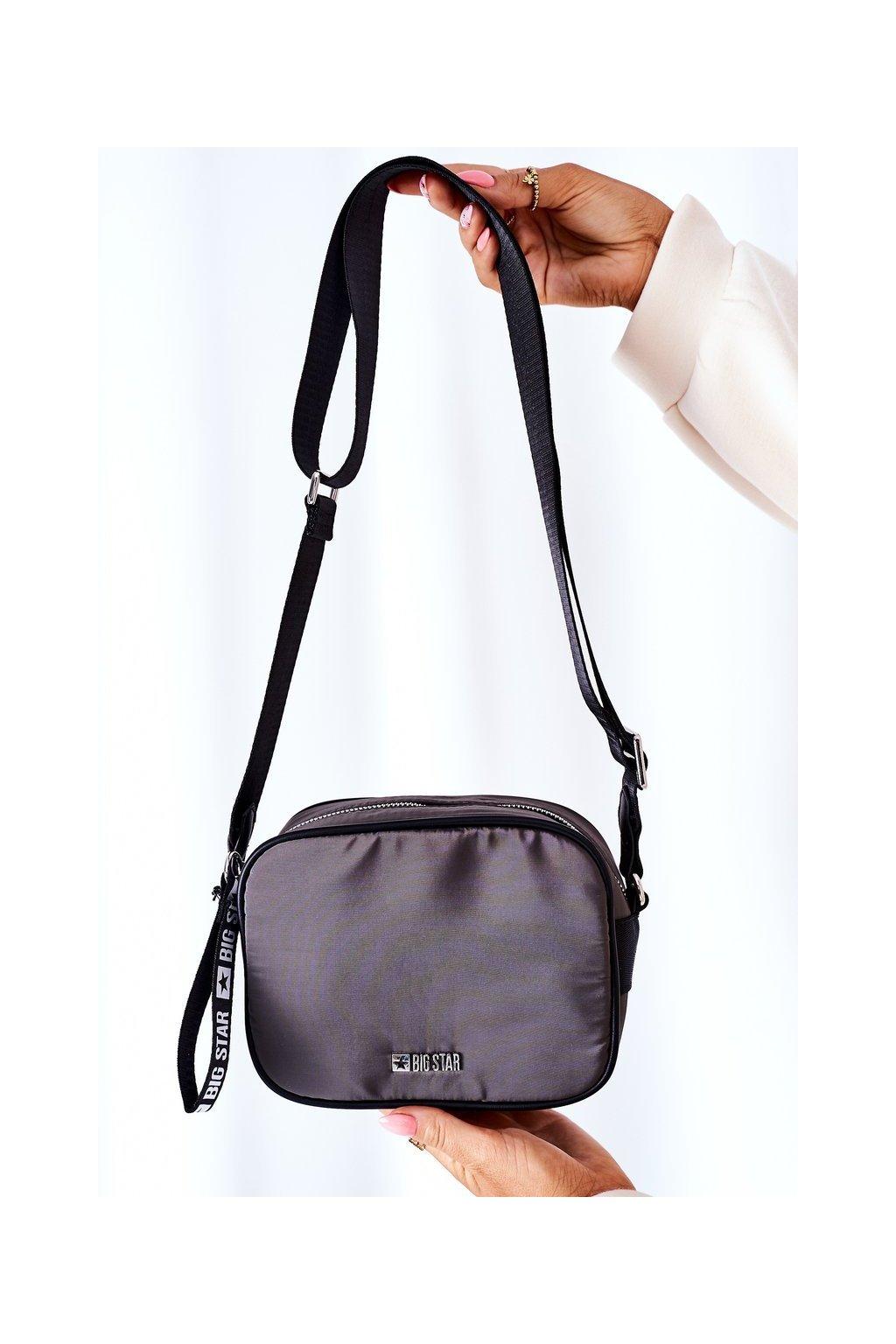 Dámska kabelka sivá kód kabelky II574004 GREY