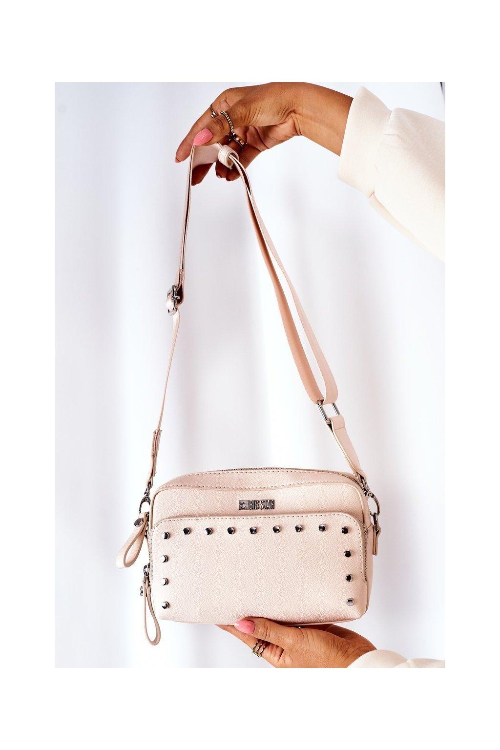 Dámska kabelka ružová kód kabelky II574005 PINK