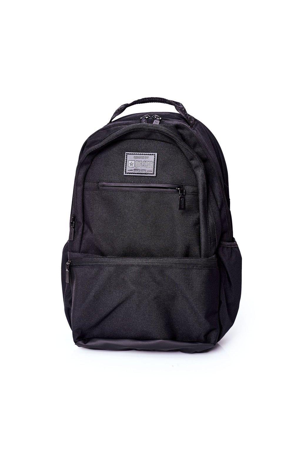 Čierny batoh BS HH574200 BLK