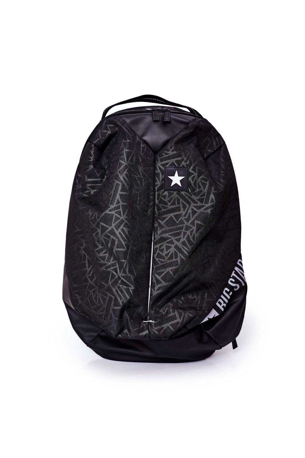 Čierny batoh BS HH574186 BLK