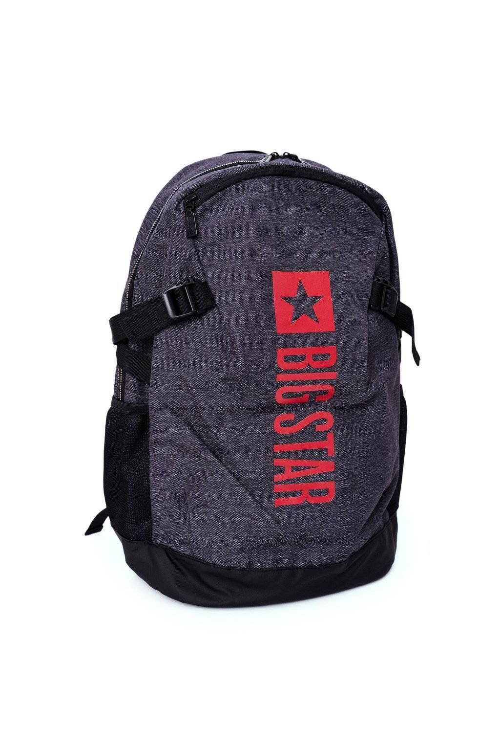 Tmavosivý batoh BS HH574191 DARK GREY