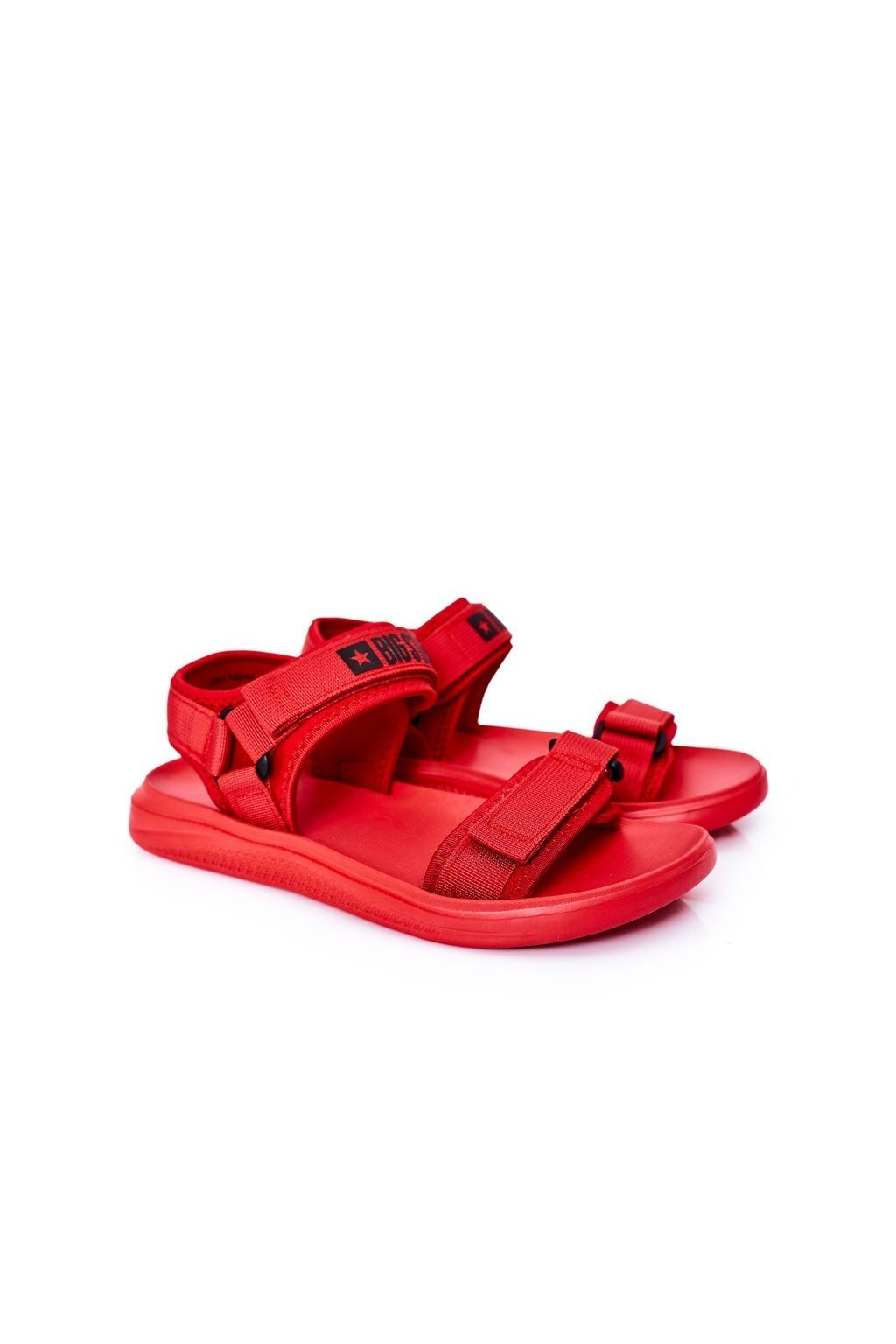 Červená obuv kód topánok HH174844 RED