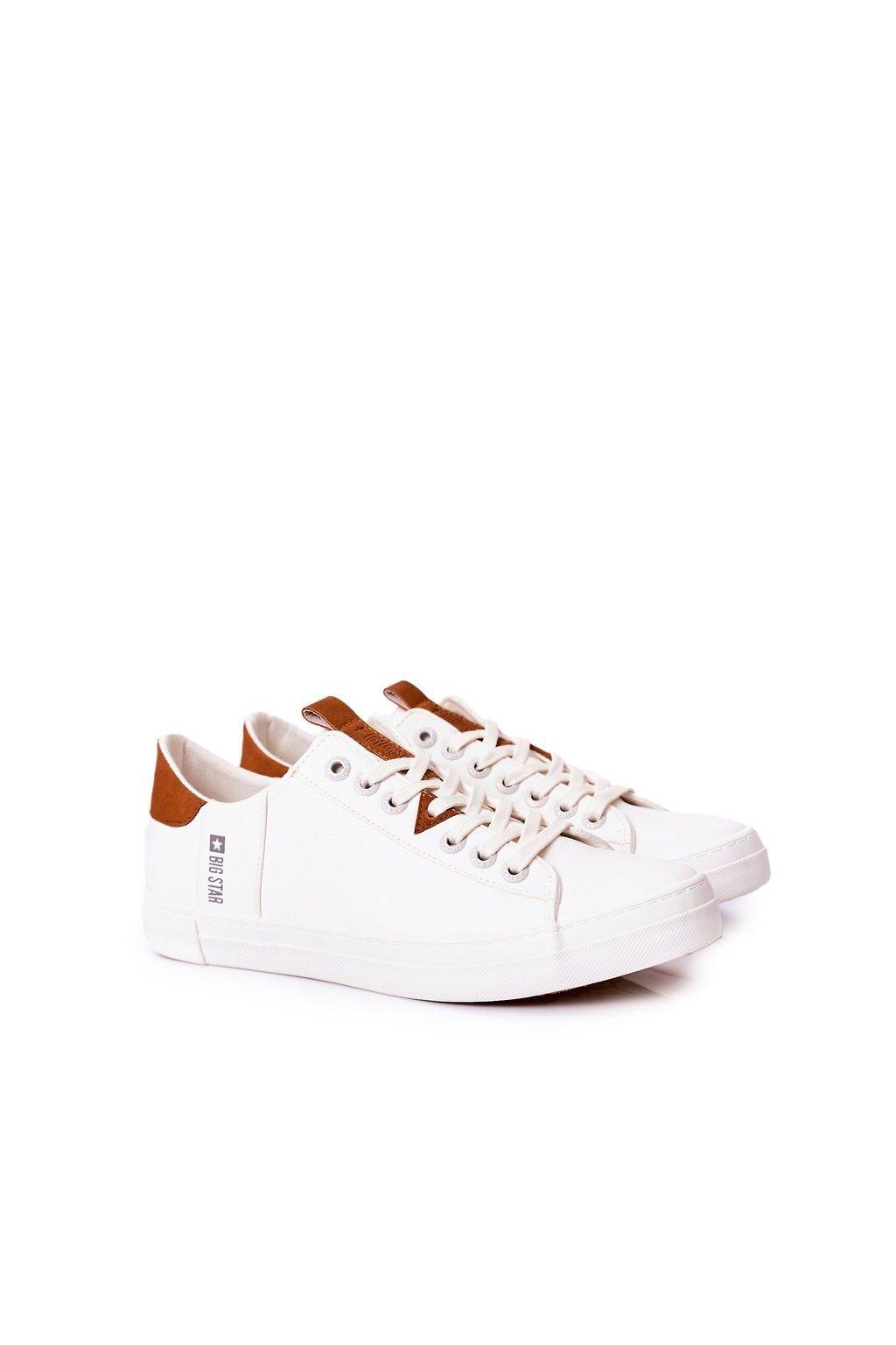Biela obuv kód topánok GG174025 WHITE