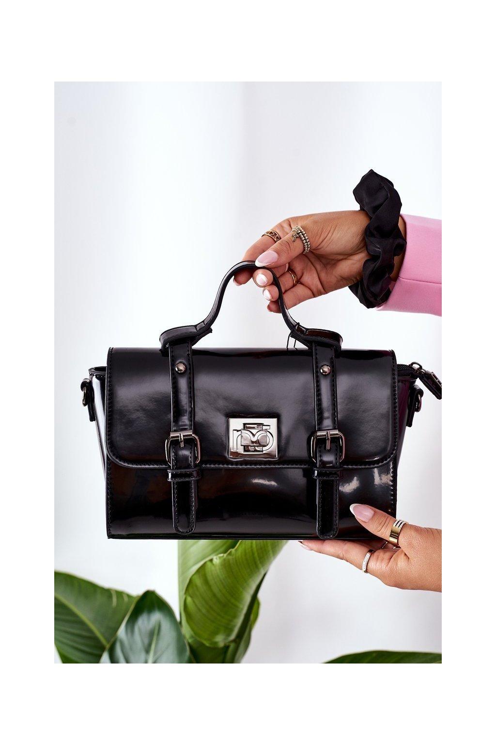 Dámska kabelka čierna kód kabelky NBAG-L1550-C020 BLK