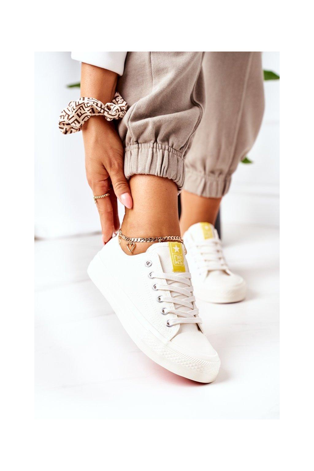 Dámske tenisky farba viacfarebná kód obuvi 21SP002-4080 MULTI