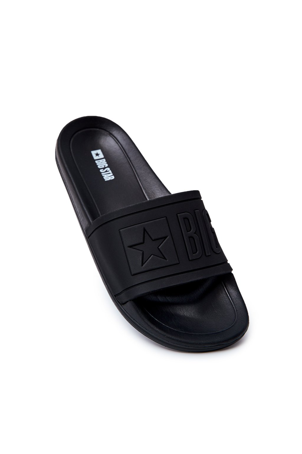 Pánske šľapky farba čierna kód obuvi DD174690 BLK