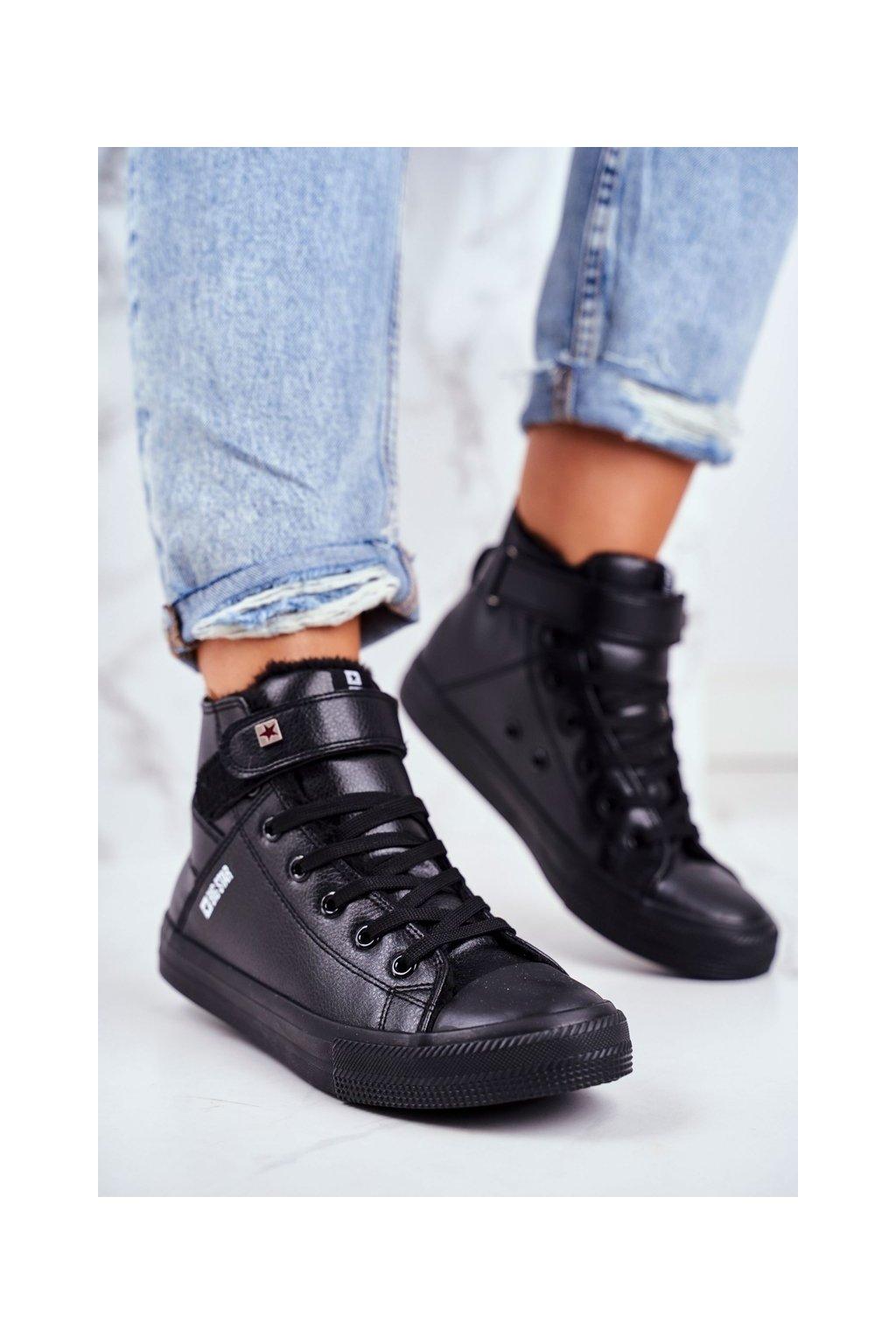 Dámske tenisky farba čierna kód obuvi V274542FW BLK