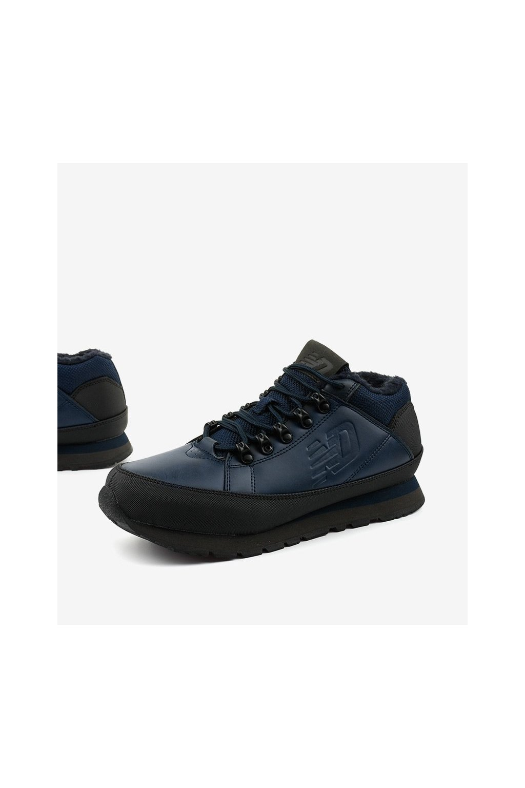 Pánske topánky tenisky modré kód - GM
