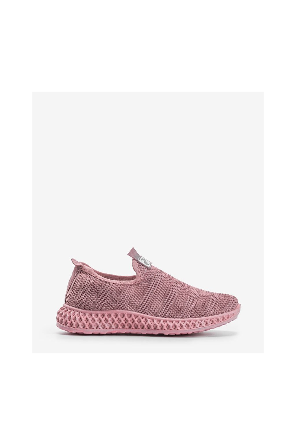 Dámske topánky tenisky ružové kód C096 ROSA - GM