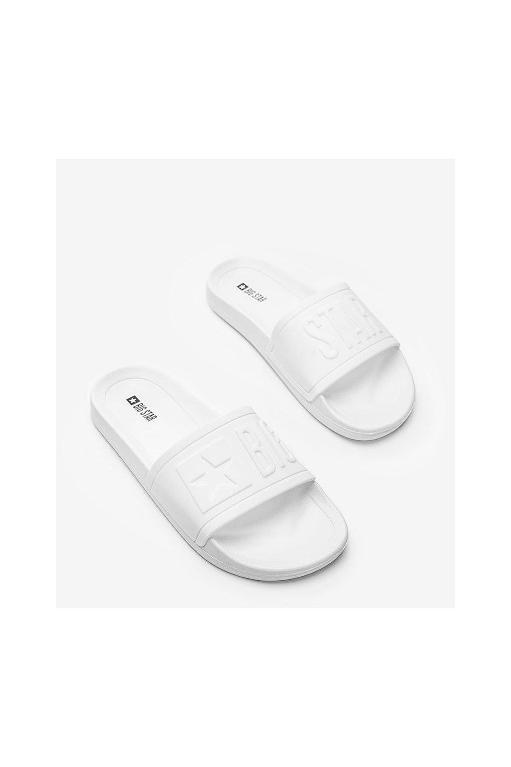 Dámske topánky BS biele kód DD174687 - GM