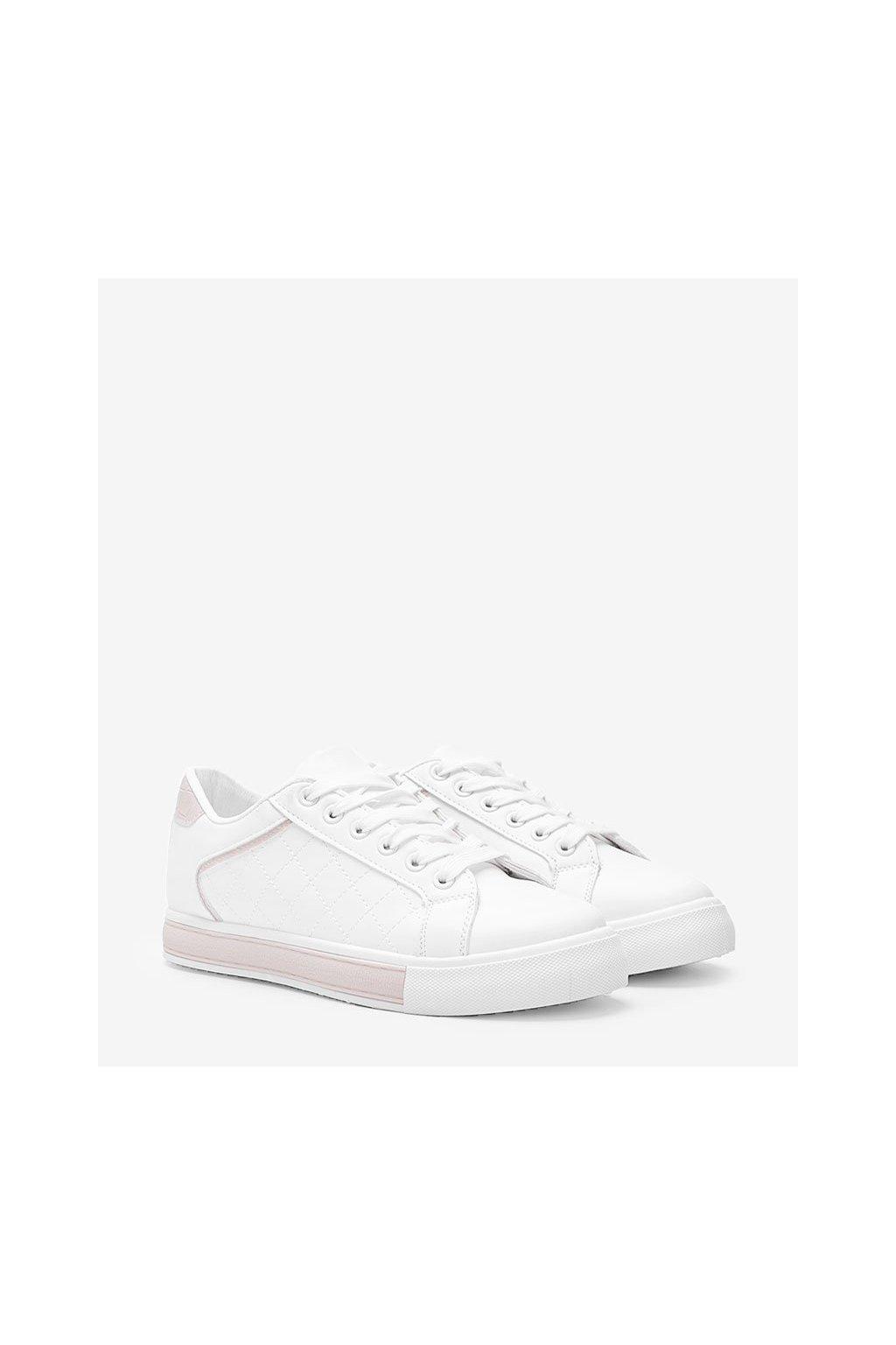 Dámske topánky tenisky hnedé kód A88-86 - GM