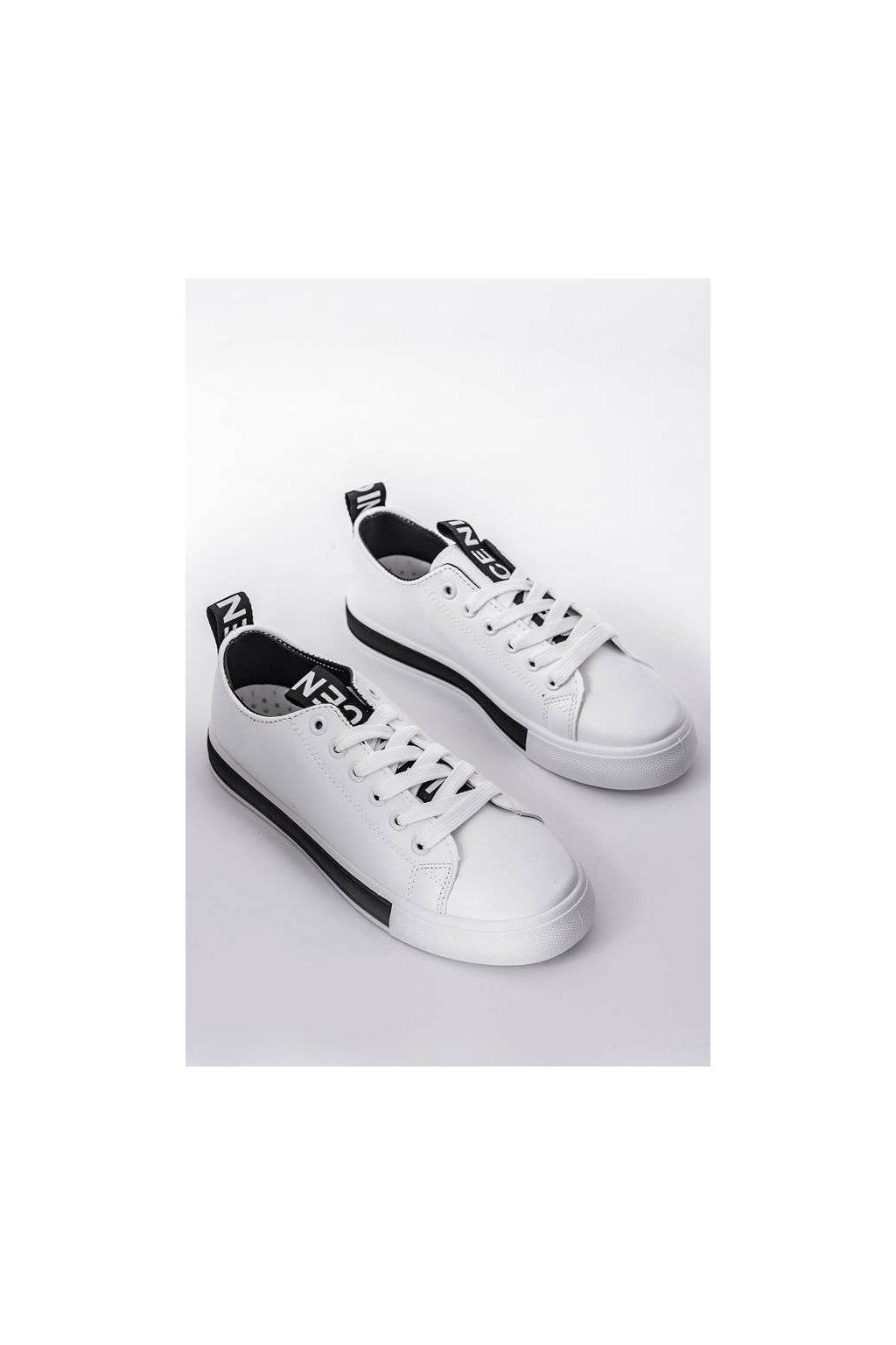 Dámske topánky tenisky čierne kód - GM