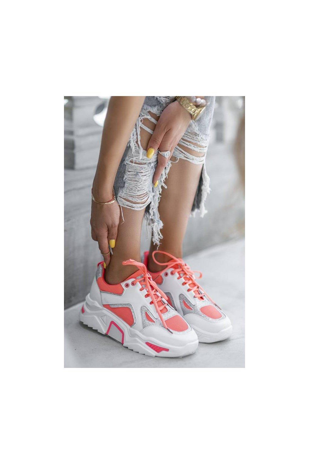 Dámske topánky tenisky kód - GM