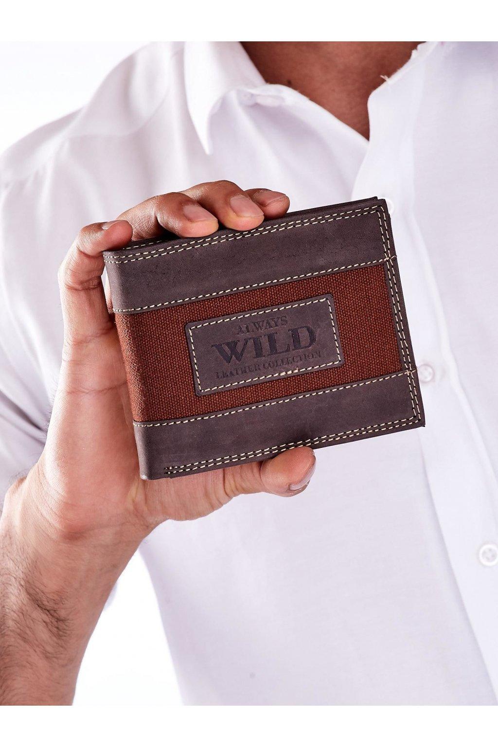 Pánska peňaženka kód CE-PR-N992-JEANS.26
