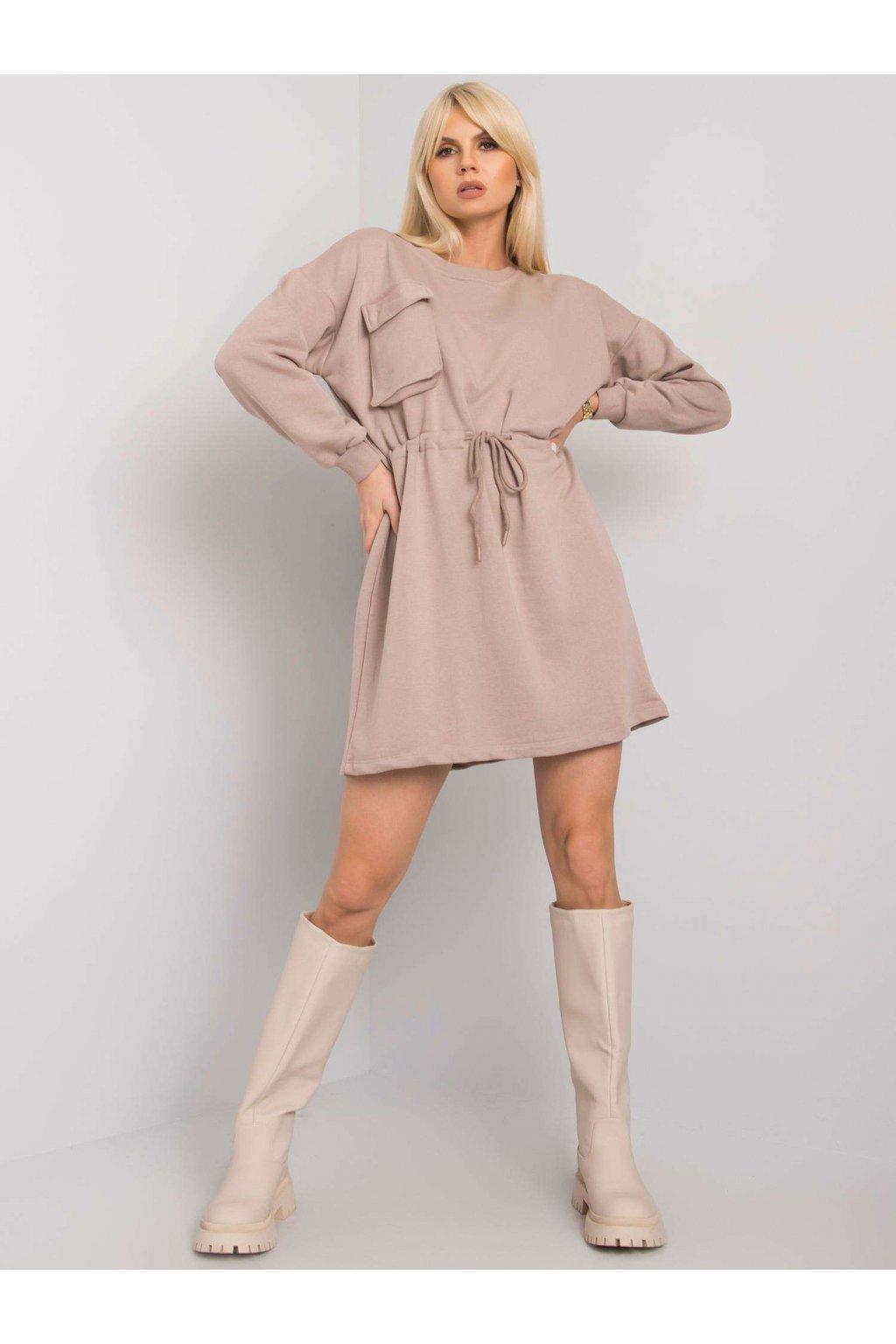 Mikinové šaty kód RV-SK-7011.27X