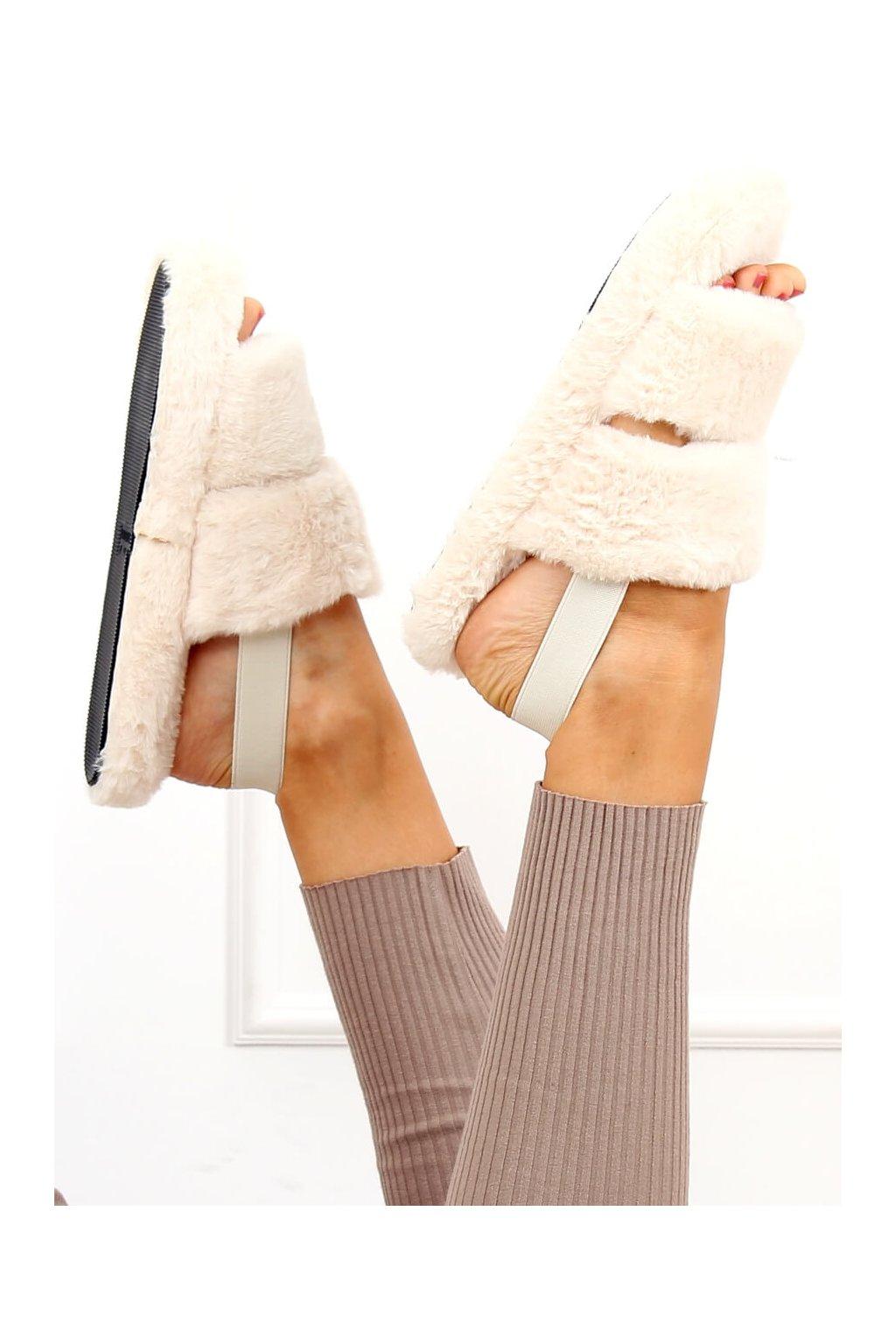 Damske ponožky hnedé N-92