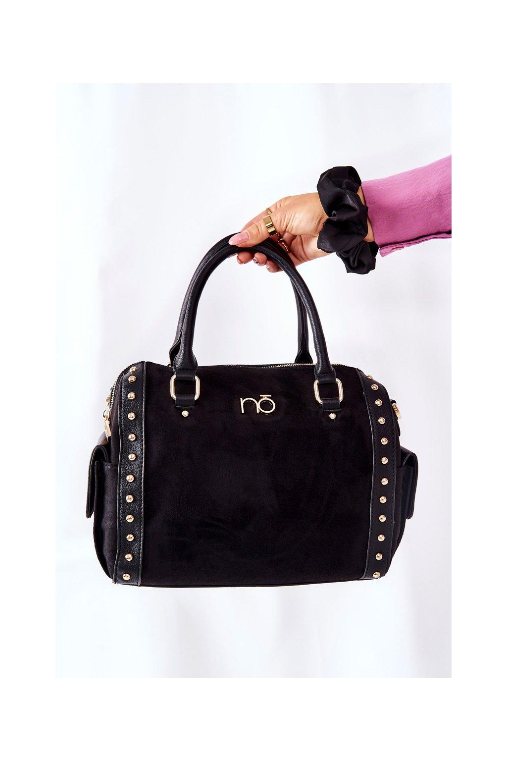 Dámska kabelka čierna kód kabelky NBAG-L1902-C020 BLK