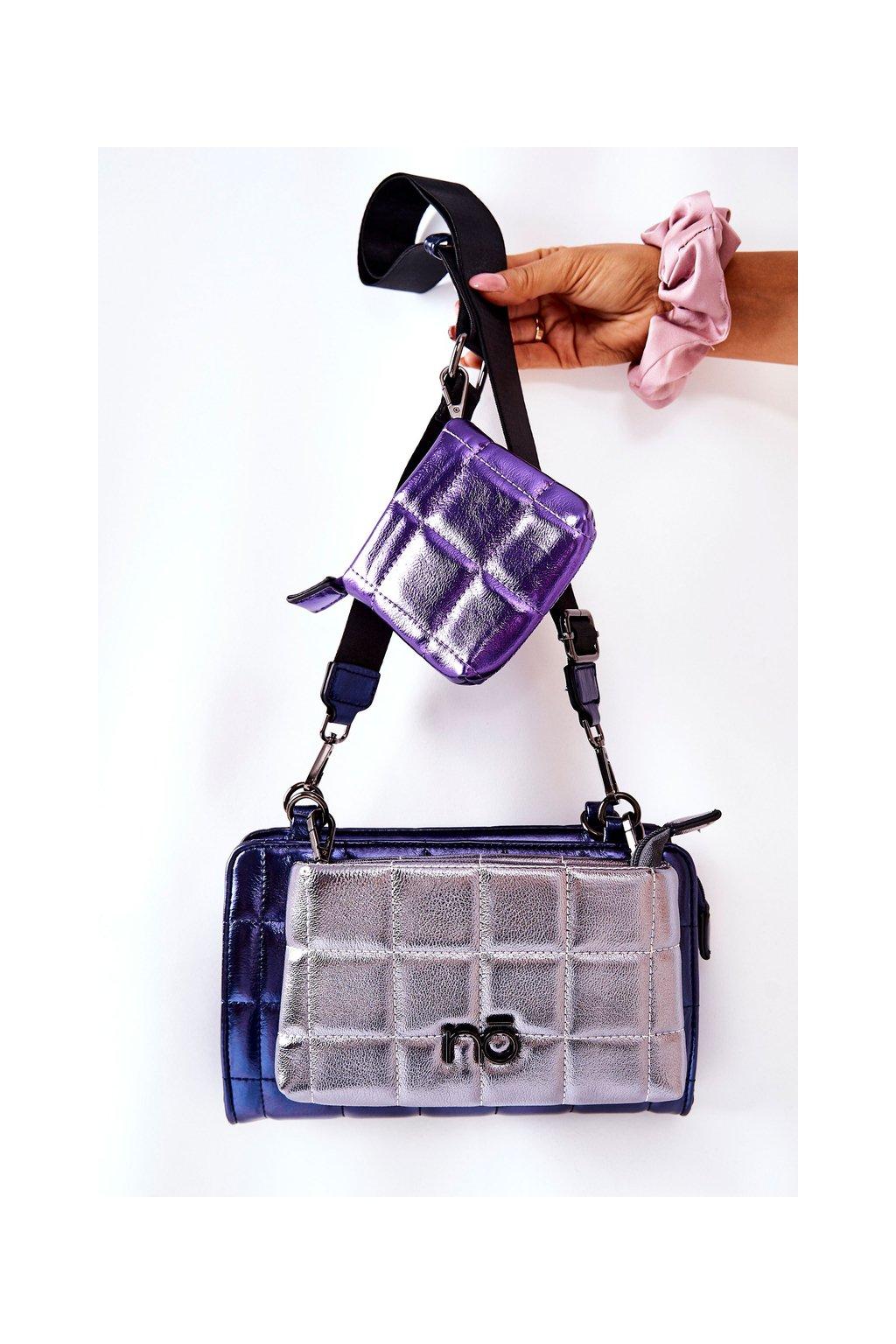 Dámska kabelka modrá kód kabelky NBAG-K1300-CM13 BLUE