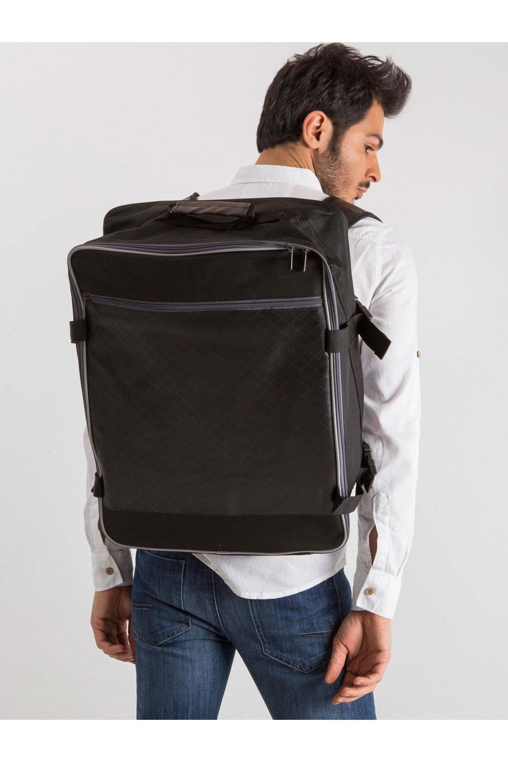 Pánska kabelka čierna kód CE-TR-TRB-07.71P