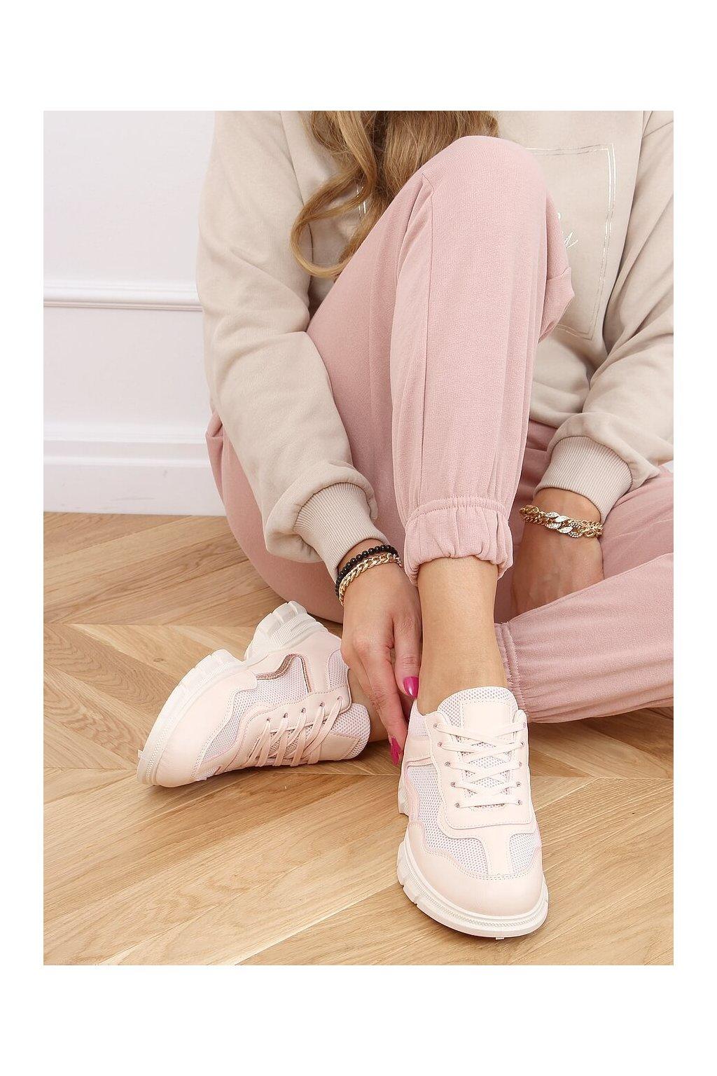 Dámske tenisky ružové 3157