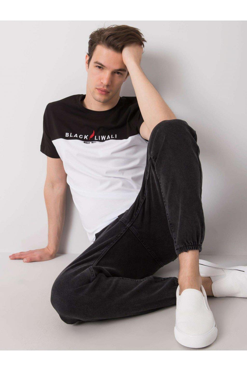 Pánske tričko t-shirt NJSK TSKK-Y21-0000154