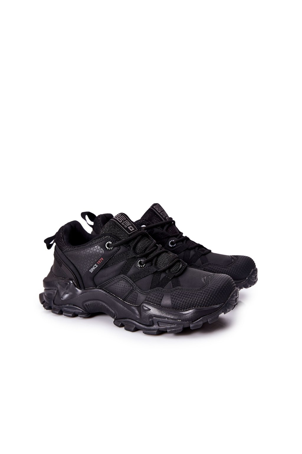 Čierna obuv kód topánok II174113 BLK