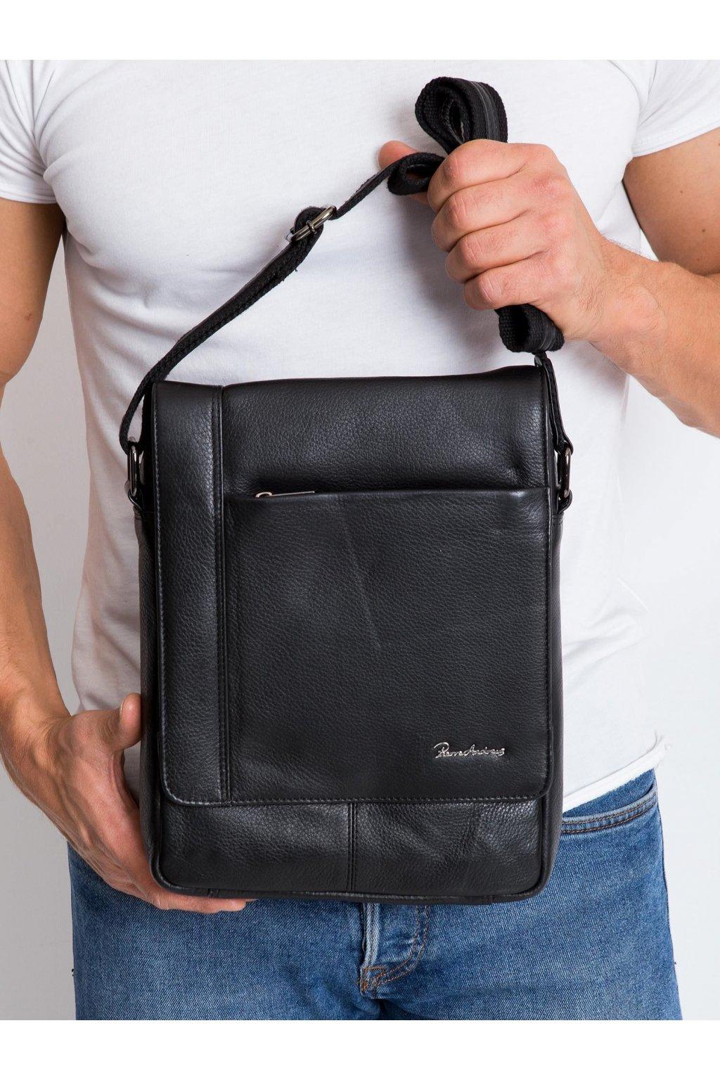 Pánska kabelka čierna kód CE-TR-772-NDM-PA.83