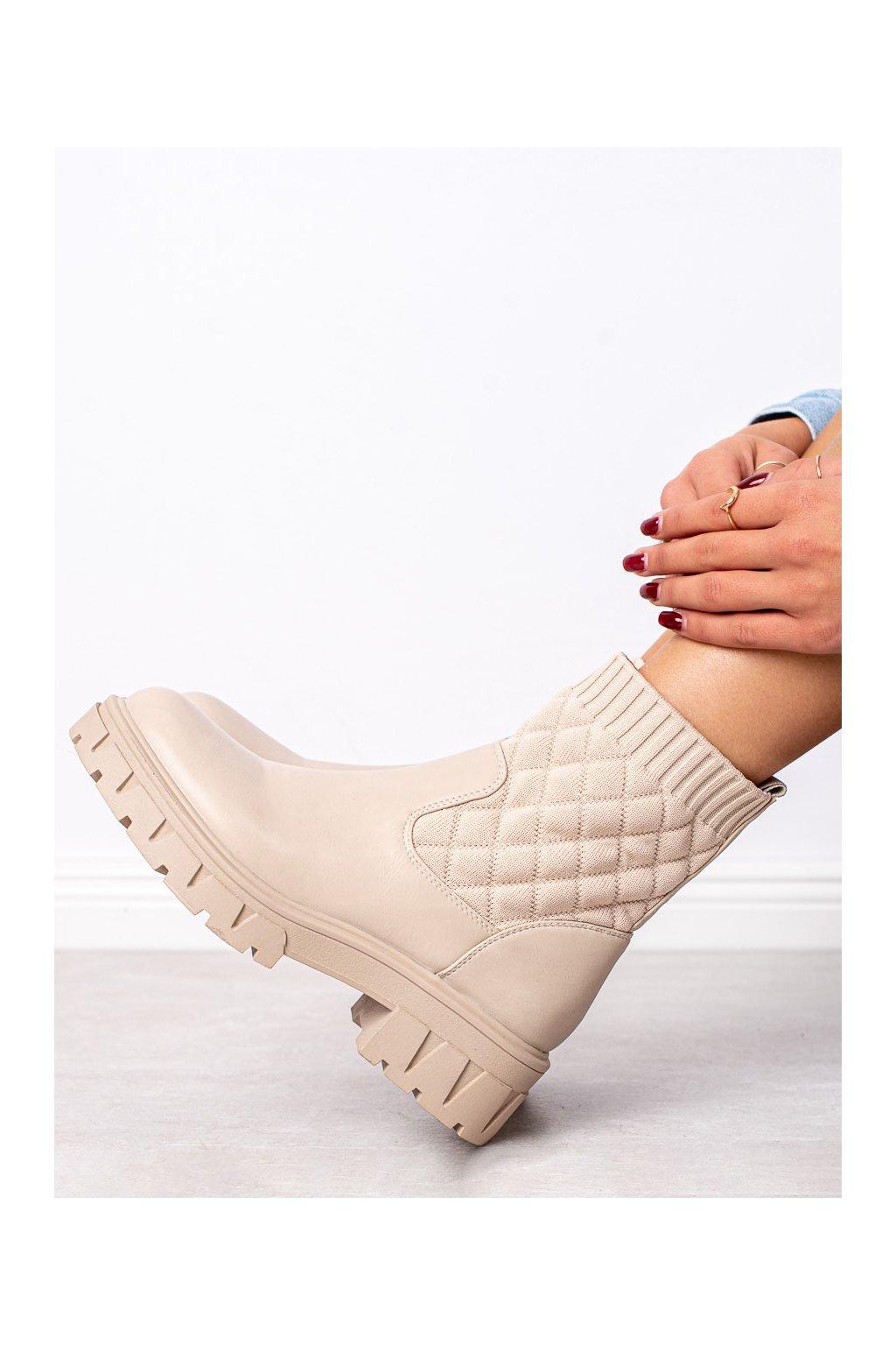 Hnedé dámske topánky Seastar kod DA73BE