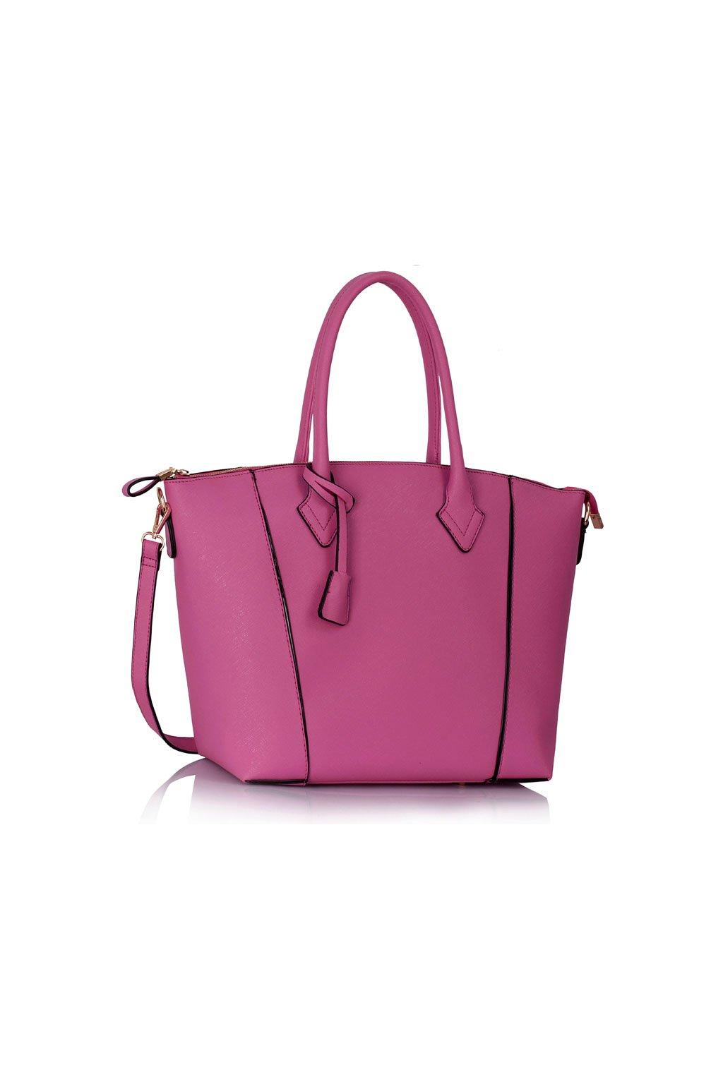 Shopper kabelka do ruky Clem fuchsia LS00332