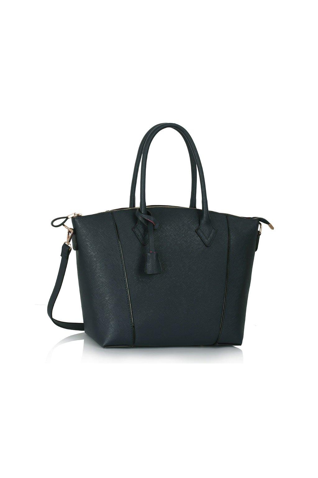 Shopper kabelka do ruky Clem námornícka LS00332
