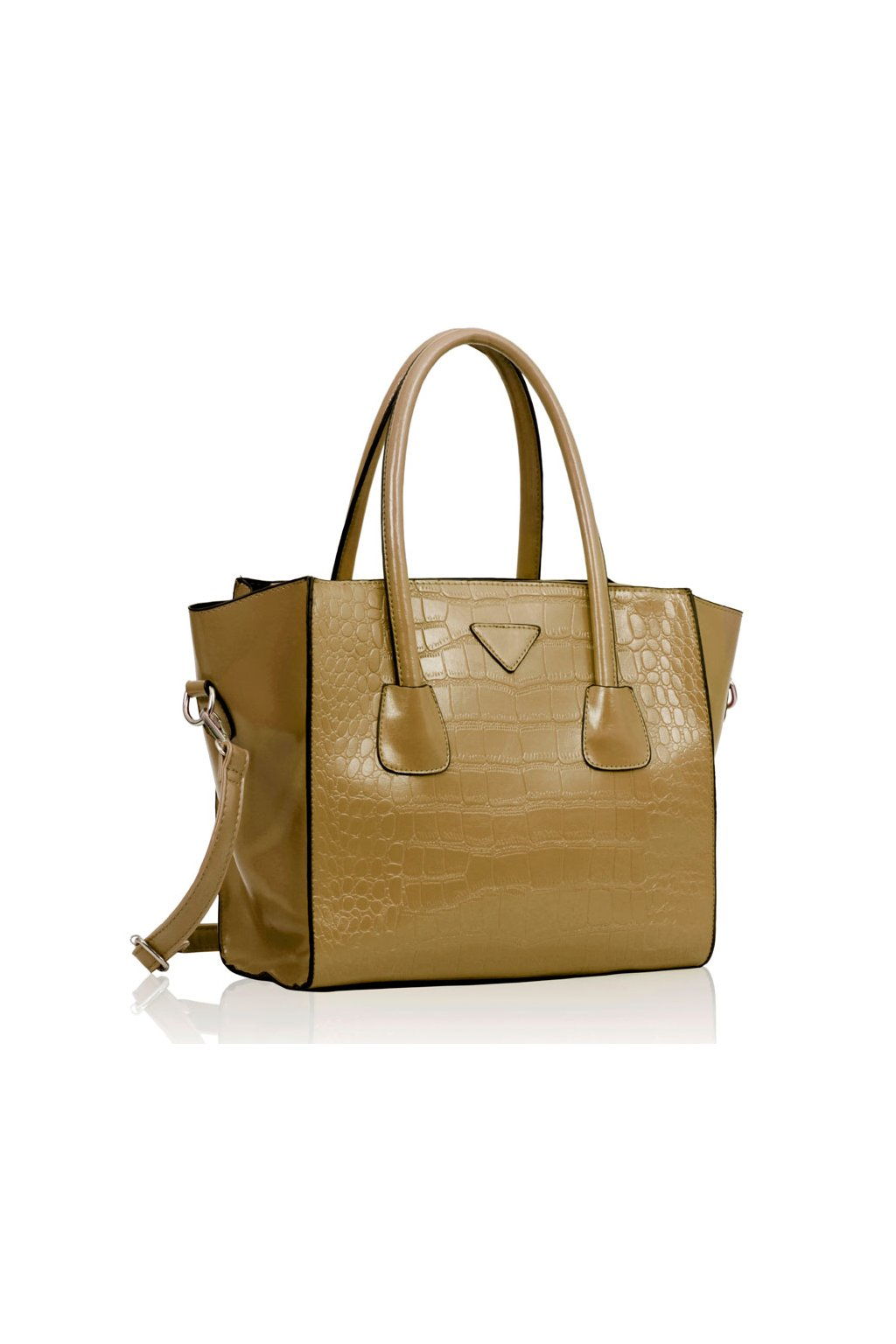 Shopper kabelka do ruky Florence telová LS00208
