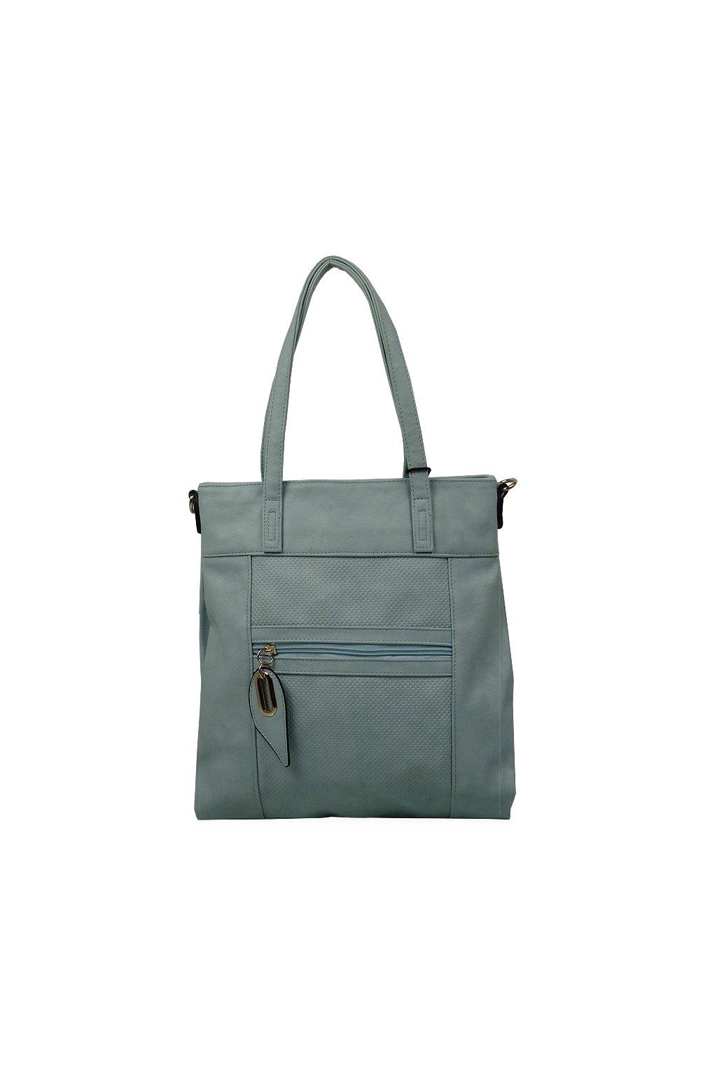 Svetlo modrá kabelka na rameno Phil W0646