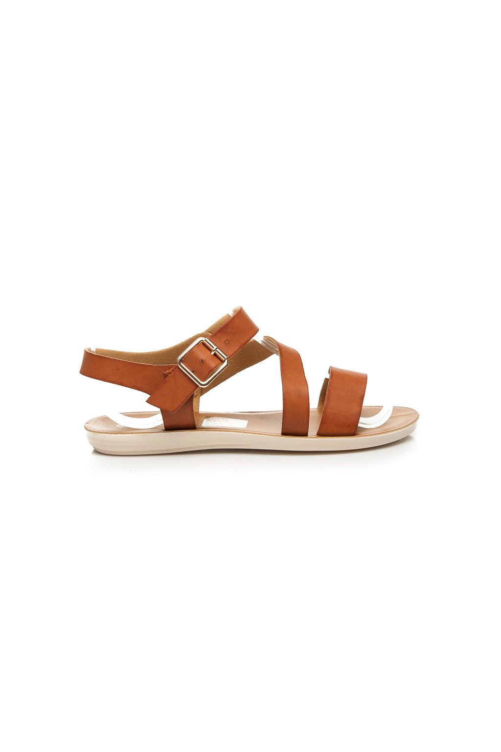 Dámske sandále hnedobéžové HH0008C  86aa7f0b17a