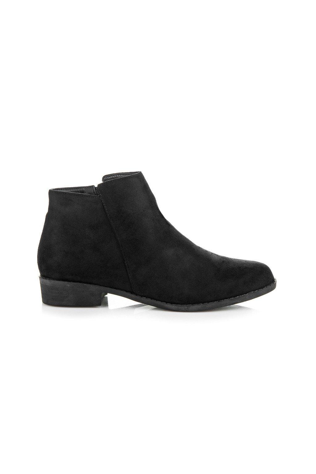 Dámske semišové topánky ql-53a-b veľ.č. 38 88caee4548c