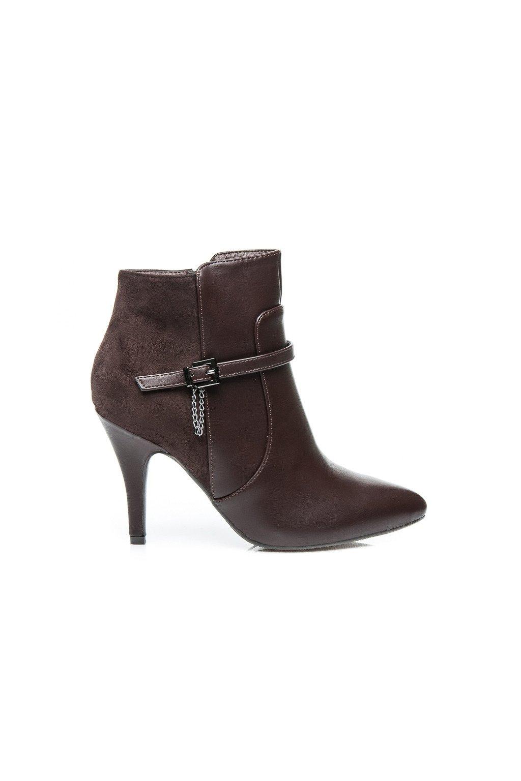 Elegantné topánky s vysokým opätkom veľ.č. 37 2352af1fd2f