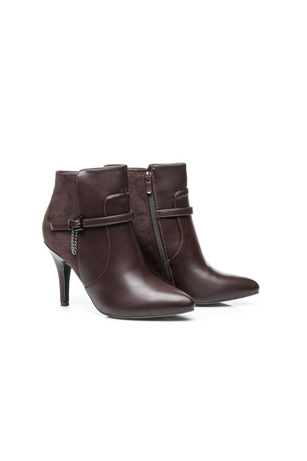 Elegantné topánky s vysokým opätkom  28cdedbef23