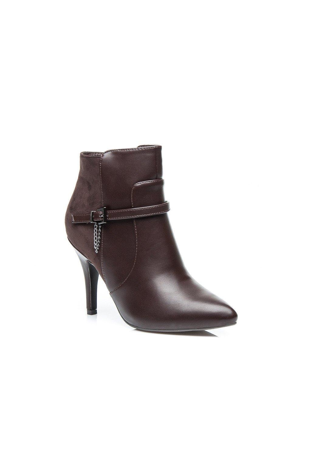 ... Elegantné topánky s vysokým opätkom veľ.č. 37 3236337135