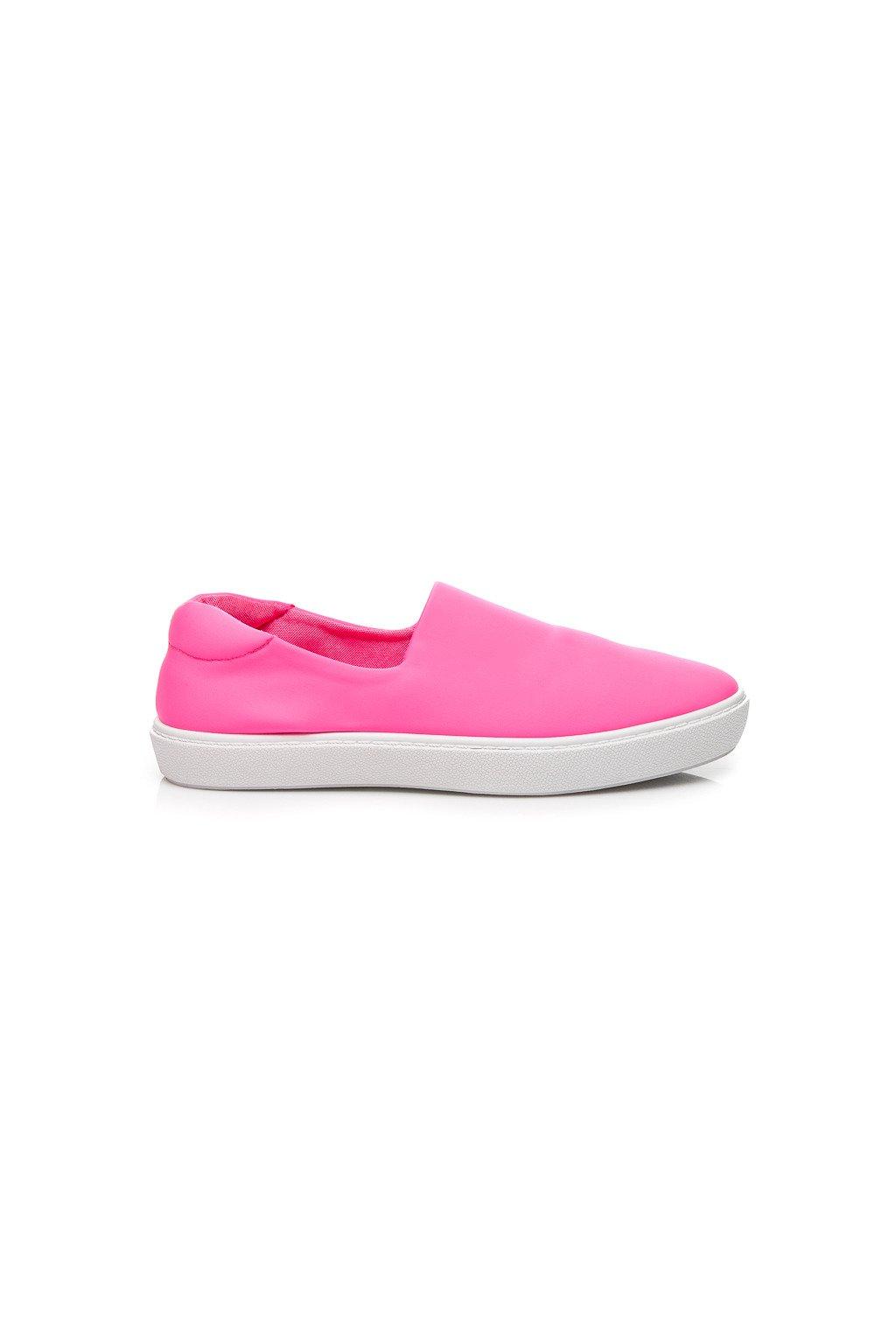 Ružové tenisky Slip on VC01-23F veľ.č. 37, 38, 40 (Veľkosť UK8 / EUR 41)