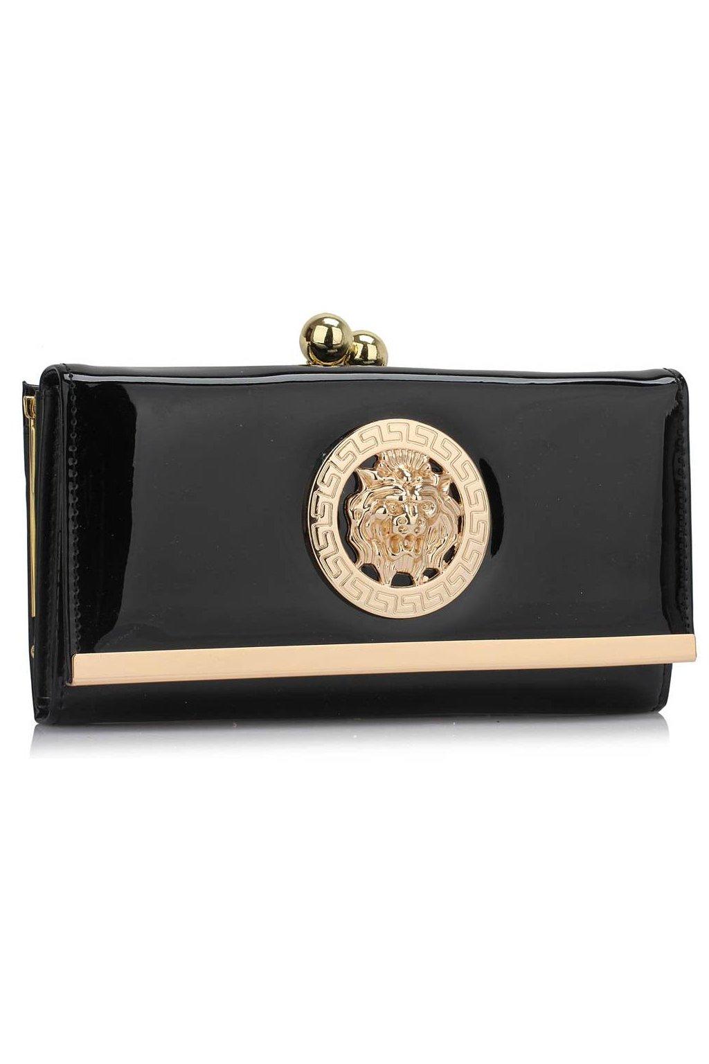 Peňaženka Gwen čierna LSP1068