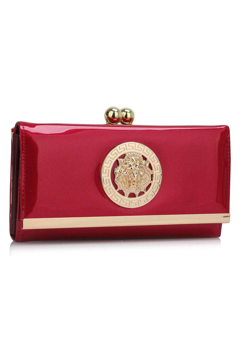 Peňaženka Gwen vínová LSP1068