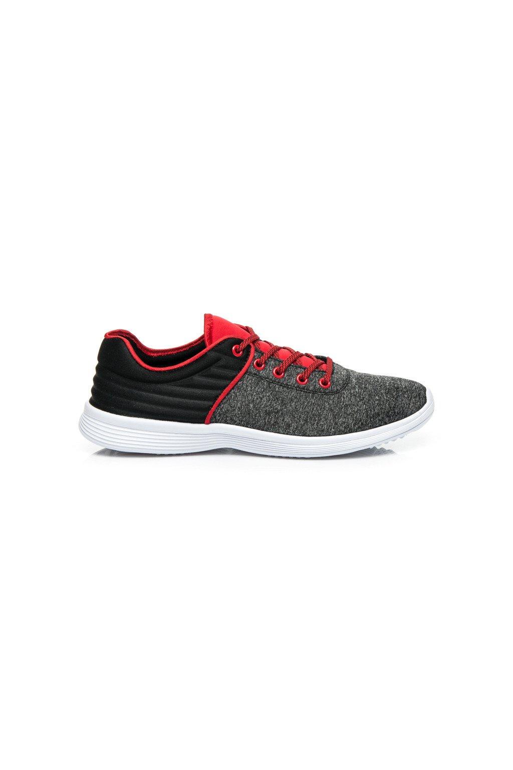 Štýlová športová obuv SLIM FIT BK-08B veľ.č. 36, 37 (Veľkosť UK8 / EUR 41)